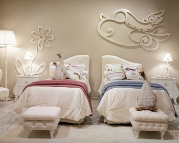 Кровать интерьерная ДУЭТ