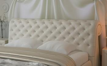 Интерьерная кровать Джульетта