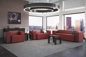 Офисный диван «КУБ»