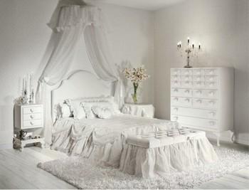 Интерьерная кровать ПРИНЦЕССА
