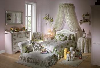 Интерьерная кровать ПРИНЦЕССА 2